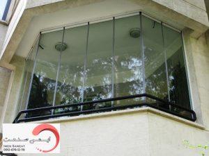 شیشه سکوریت پنجره ها